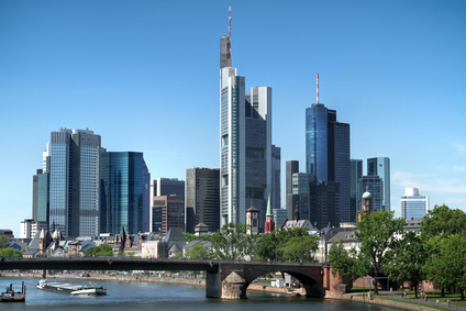 frankfurt am main skyline